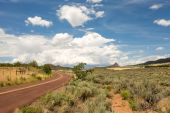 Kolob Canyons Road — Stock Photo