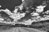 Kolob Canyons Road — Stock Photo