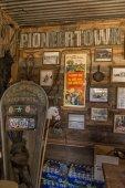 Pioneertown — 图库照片
