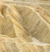 Zabriskie Point — Stock Photo