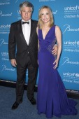 The 10th Annual Unicef Snowflake - New York City - 2014 — Stock Photo