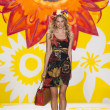 Desigual Spring 2015 Ready-to-Wear Runway Show — Stock Photo #68655089