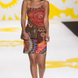 Desigual Spring 2015 Ready-to-Wear Runway Show — Stock Photo #68655101