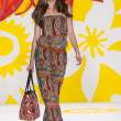 Desigual Spring 2015 Ready-to-Wear Runway Show — Stock Photo #68655161