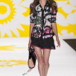 Desigual Spring 2015 Ready-to-Wear Runway Show — Stock Photo #68655325
