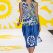 Desigual Spring 2015 Ready-to-Wear Runway Show — Stock Photo #68655347