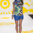 Desigual Spring 2015 Ready-to-Wear Runway Show — Stock Photo #68655371