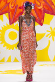Desigual Spring 2015 Ready-to-Wear Runway Show — Стоковое фото
