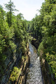 Ausable Chasm — Stock Photo