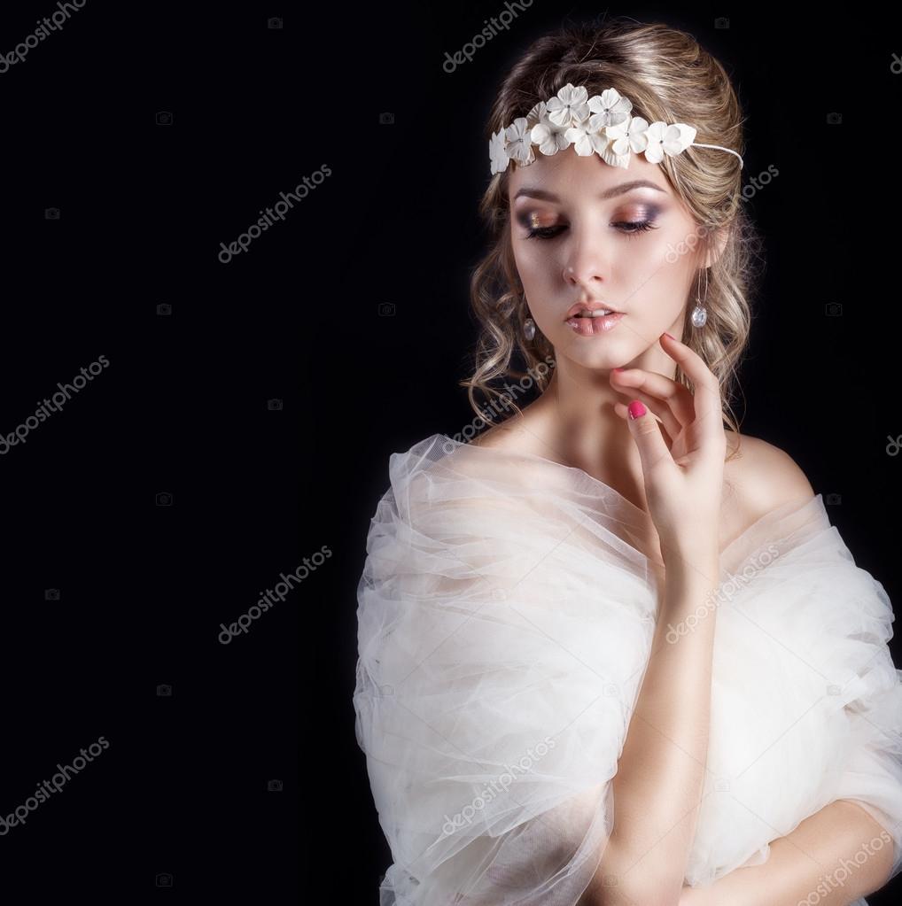 Самые красивые девушки брюнетки невесты 29 фотография