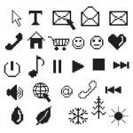 ������, ������: Pixel icon