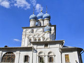 Church of Our Lady of Kazan. Listed building. Mid-XVII c. — Stock Photo