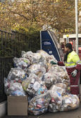 Refuse and garbage collection — Stock Photo