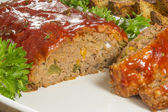 Meat loaf — Stock Photo