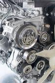 Parte del motore dell'automobile — Foto Stock