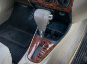 Automatic transmission gear shift. — Stock Photo