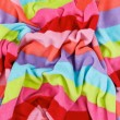 Постер, плакат: Colorful fleece cotton texture fabric