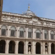 Madrid. Spain. Inner courtyard of the Royal Palace — 图库视频影像 #71538227
