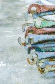 Scraffolding — Stock Photo