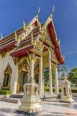 Buddhistiska tempel — Stockfoto