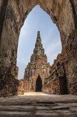 Buddhist ancient temple — Foto de Stock