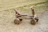 Giocattoli in legno — Foto Stock