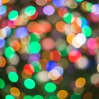 Multi color Abstract  bokeh background of Christmaslight — Stock Photo #59327125