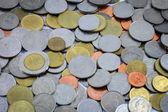 Coin Money, Thai Coin Money, Coin Money Background — Stock Photo