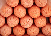 Pile of Frankfurters — ストック写真
