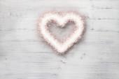 Amour coeur de sparkle — Photo
