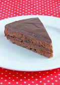 Sacher torte — Stock Photo