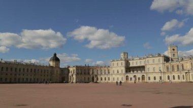 Palazzo gatchina grande — Video Stock