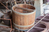 Rice bucket for measurement  — Foto Stock