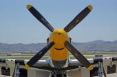 2014 Planes of Fame Airshow — Stock Photo