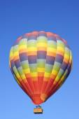 Hot Air Balloons at 2015 Temecula Balloon and Wine Festival in Southern California — Stock Photo