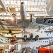 National Air and Space museum in Washington — Stock Photo #71816581