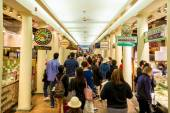Quincy Market in Boston — Stock Photo