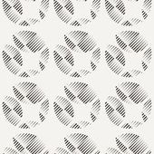 Vector seamless pattern of lines — Stock Vector