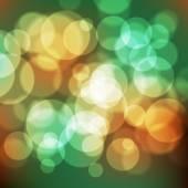 ピンぼけ効果と明るいベクトルの背景. — ストック写真
