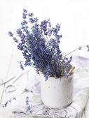 букет цветов лаванды — Стоковое фото