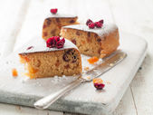 Butter cake — Stock Photo