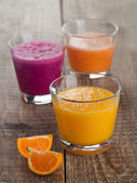 Smoothies — Stock Photo
