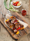 Kebabs — Stock Photo