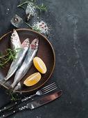 Fresh fish — Stock Photo