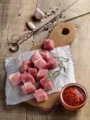 Мясо свинины — Стоковое фото