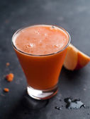 Fresh-squeezed juice — Stock Photo