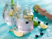 Citrus lemonade — Stock Photo