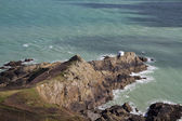 Jerbourg Point on Guernsey  — Stock Photo