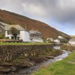 Boscastle North Cornwall — Stock Photo #59951969