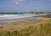 Godrevy Lighthouse — Stock Photo